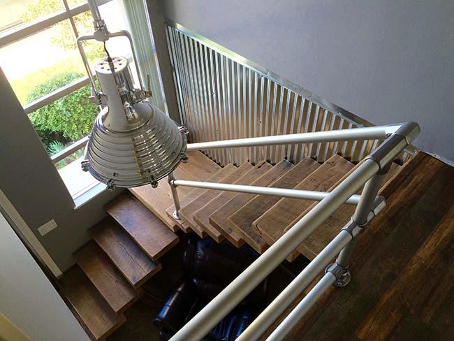 semi oak flooring - Reclaimed Barn Oak