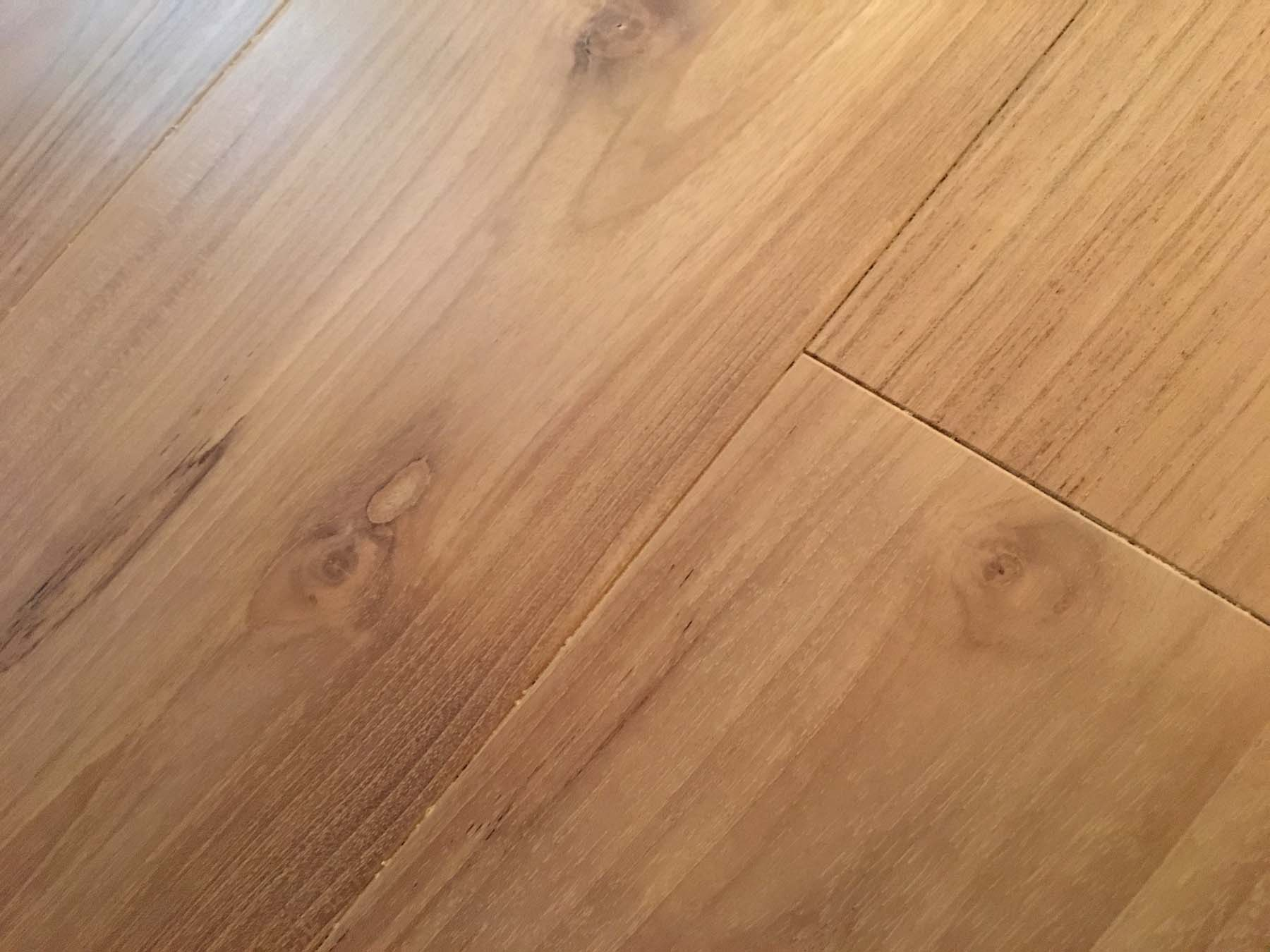 smooth detail - Reclaimed Teak Flooring