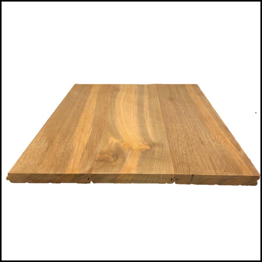 smooth solid - Reclaimed Teak Flooring