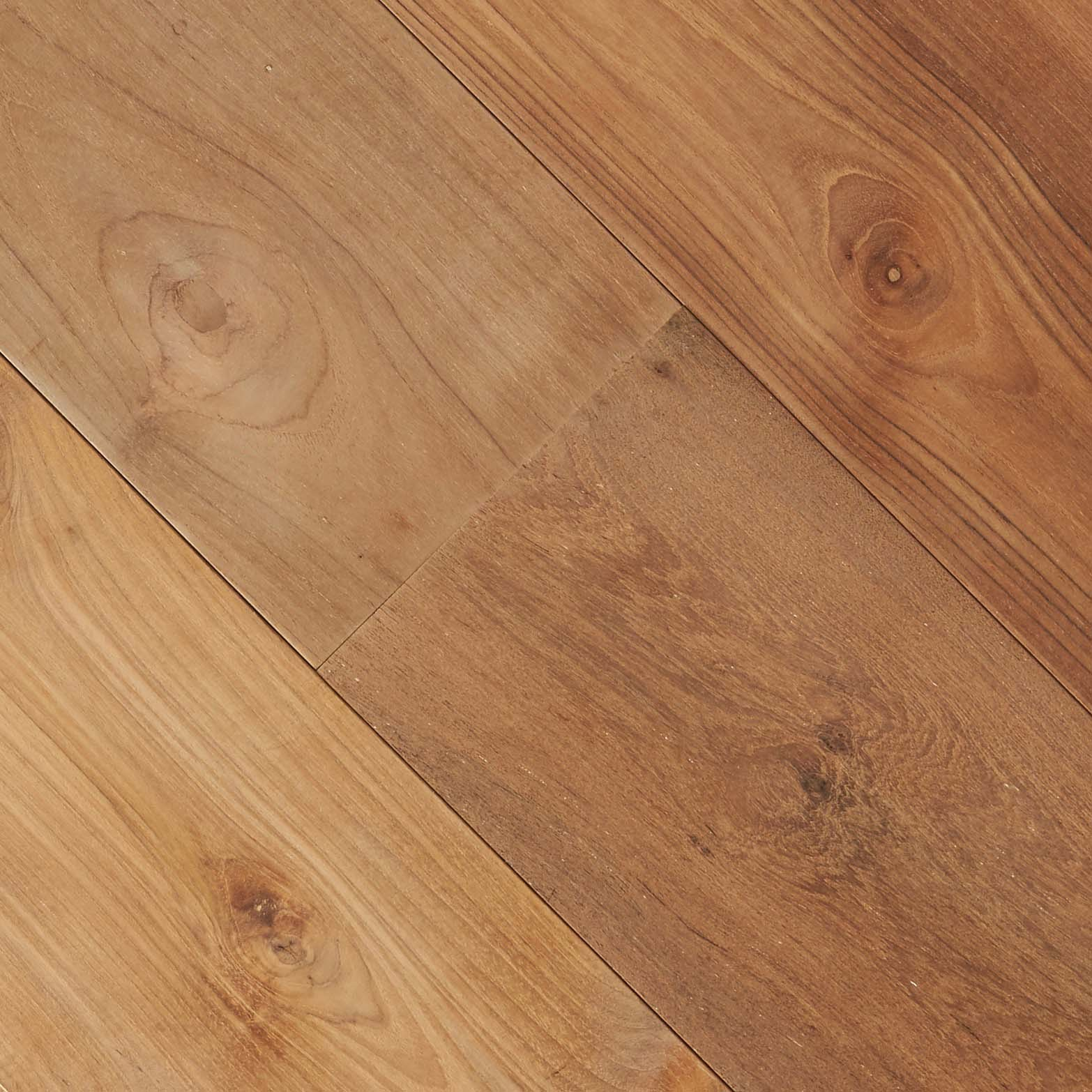 smooth tab - Reclaimed Teak Flooring