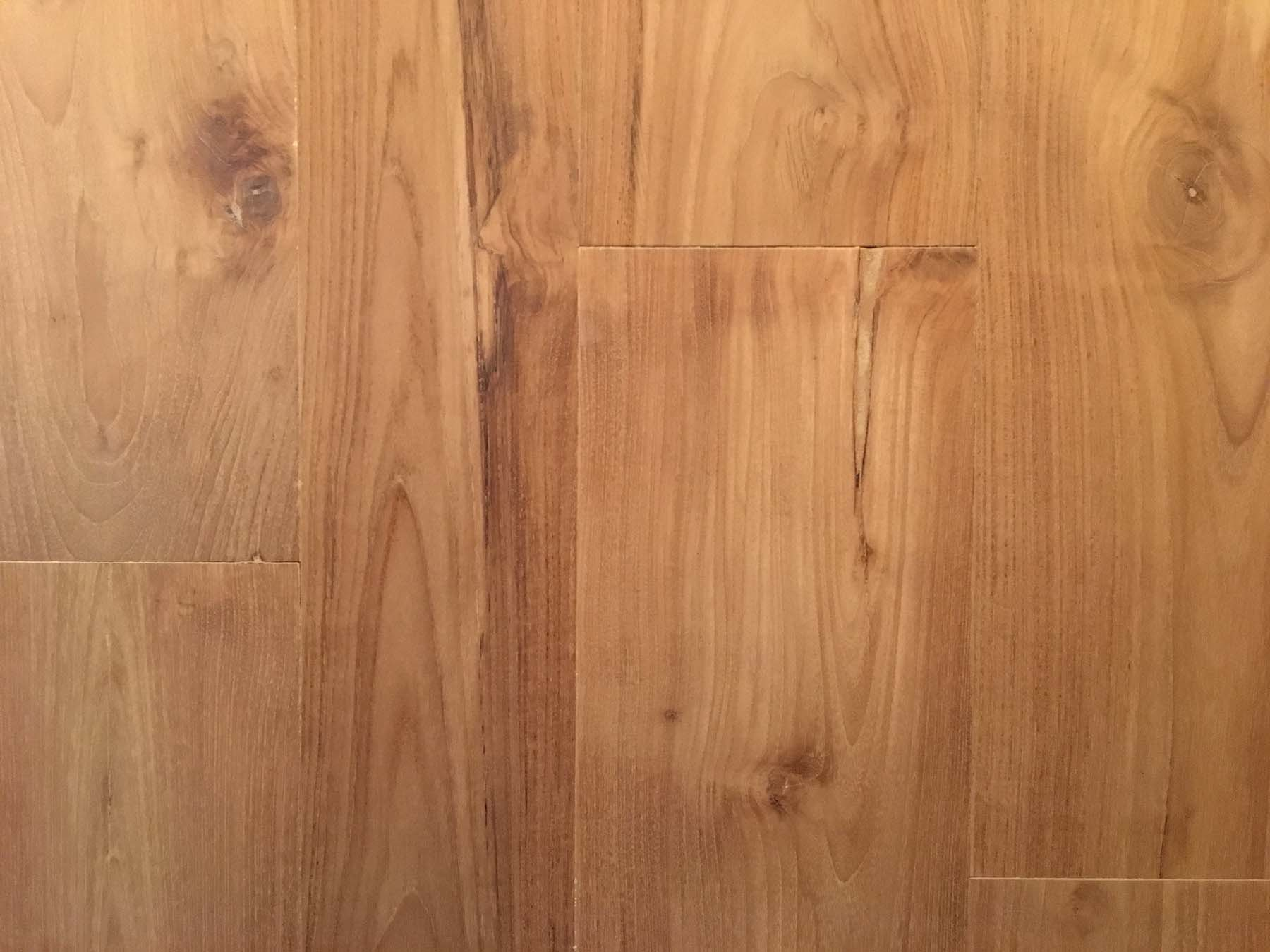 smooth teak - Reclaimed Teak Flooring