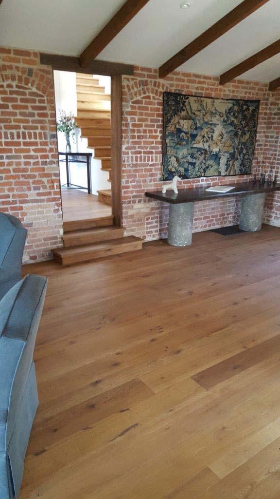 surfaced oak flooring02 - Reclaimed Barn Oak