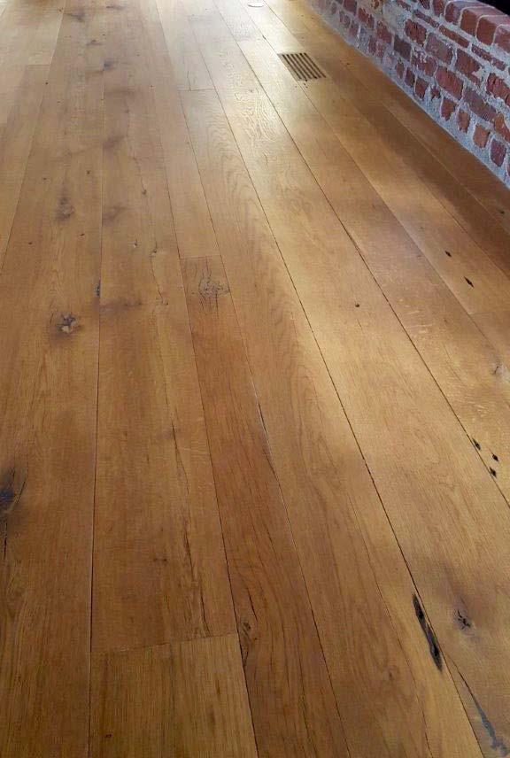 surfaced oak flooring03 - Reclaimed Barn Oak