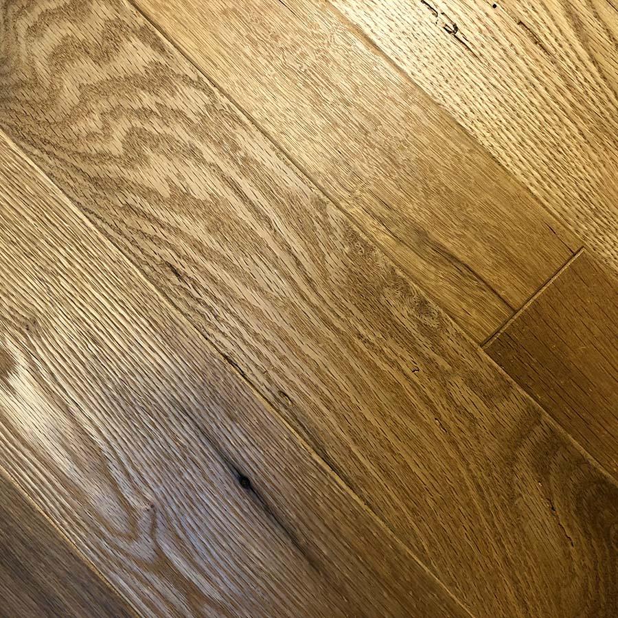 surfaced oak - Reclaimed Planking Barn Oak