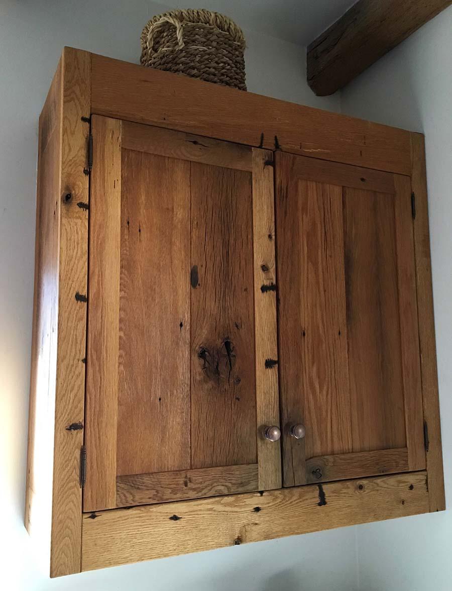 surfaced oak05 - Reclaimed Planking Barn Oak