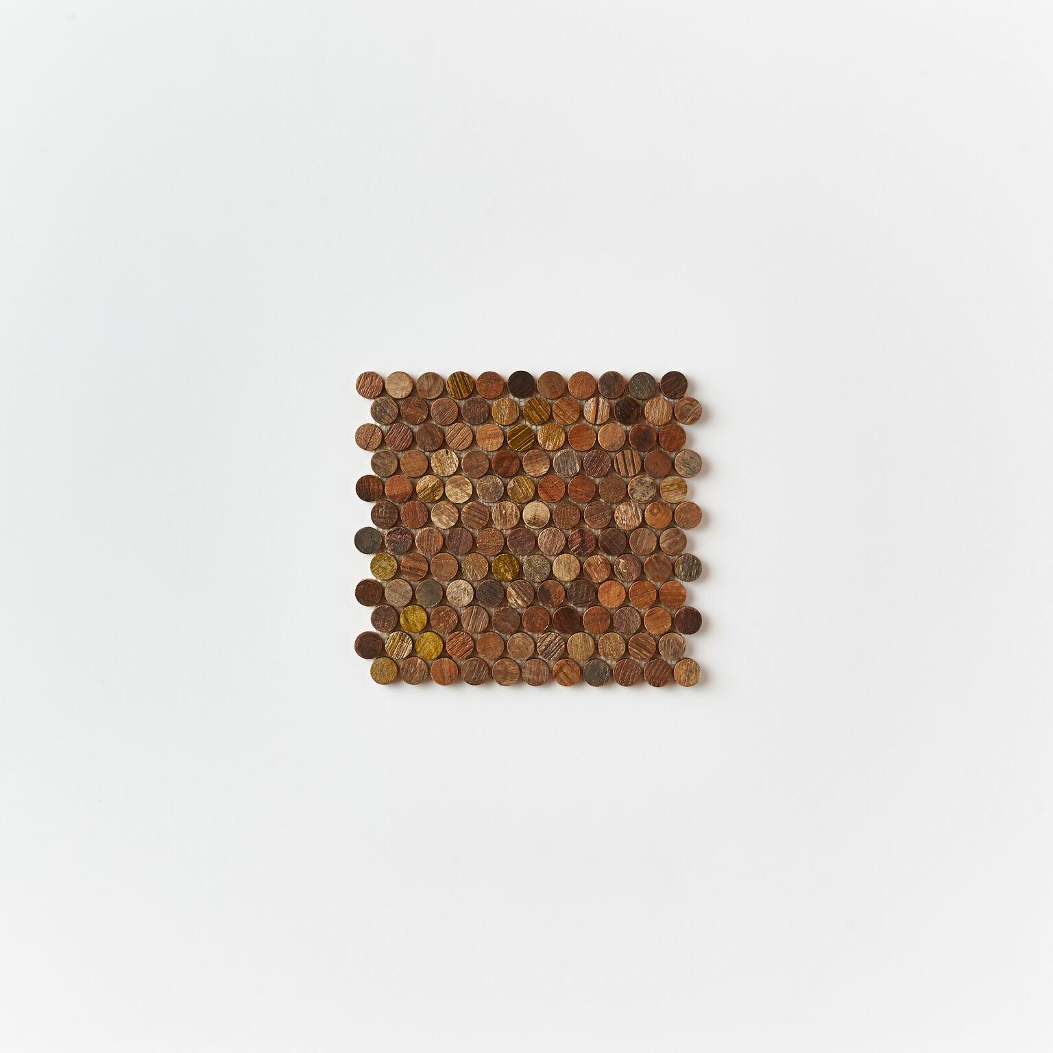 unspecified 11 - Teak Tile - Bead