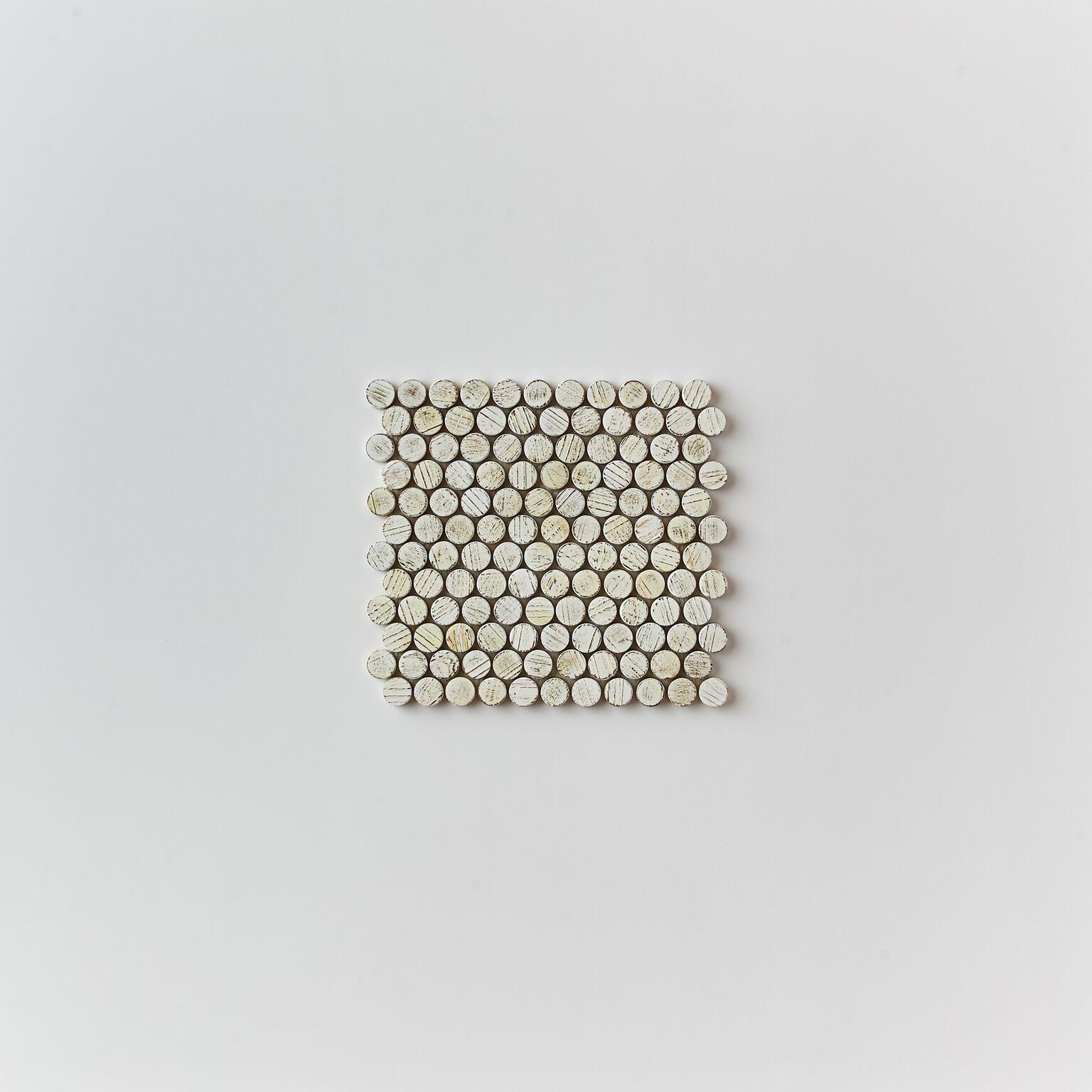 unspecified 12 - Teak Tile - Bead