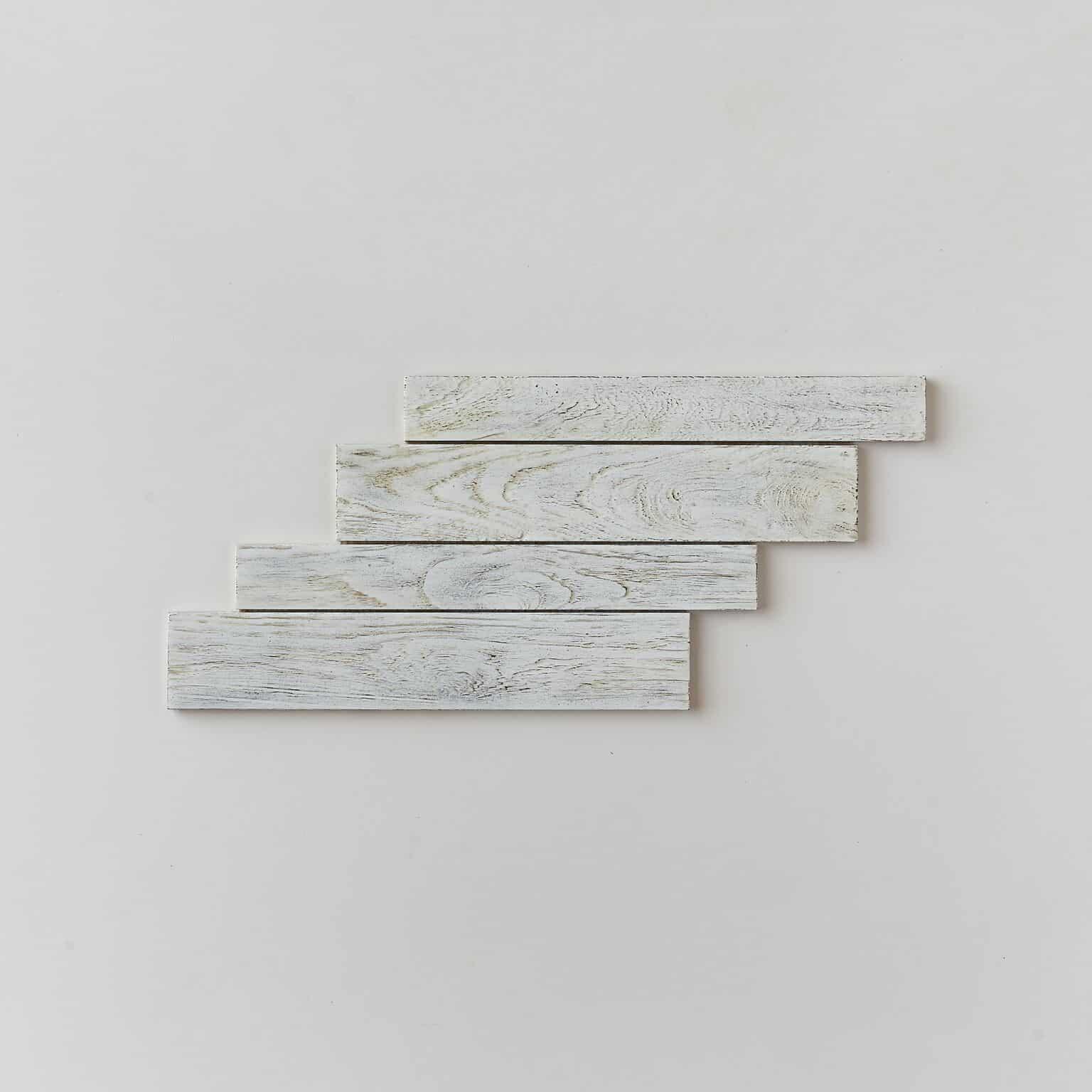 unspecified 21 - Teak Tile - Herringbone