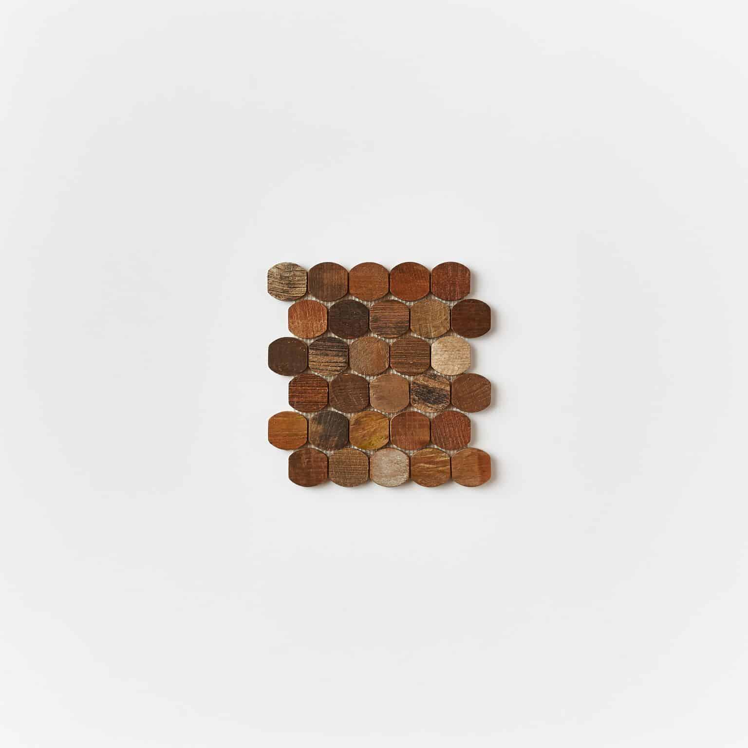 unspecified 26 - Teak Tile - Cask