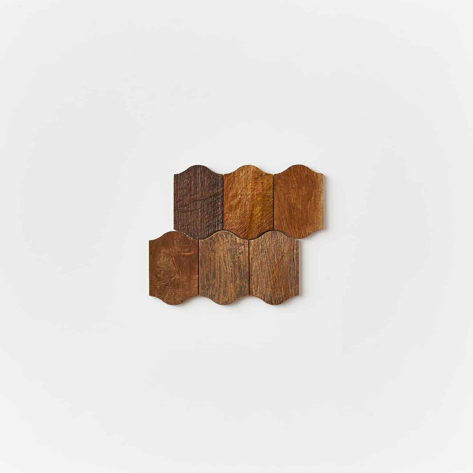 unspecified 29 - Teak Tile - Apron