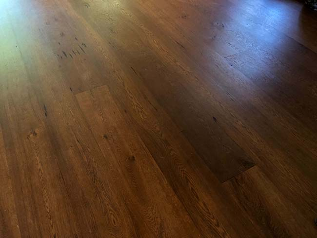 wide oak flooring - Reclaimed Barn Oak